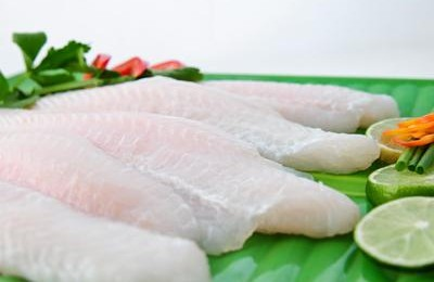 Pangasius Fillet White, Well-trimmed